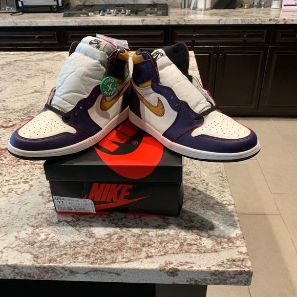 Jordan 1 retro SB La to Chicago size 11.5
